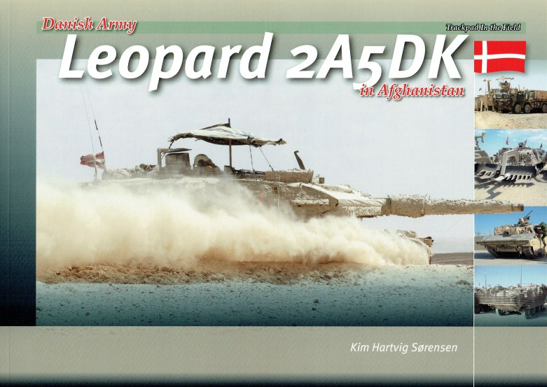 Image for DANISH ARMY LEOPARD 2A5 DK IN AFGHANISTAN
