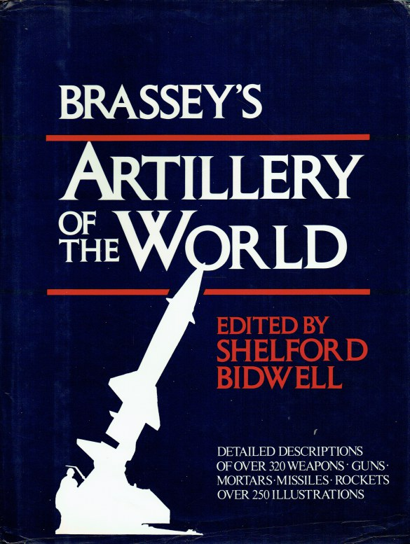 Image for BRASSEY'S ARTILLERY OF THE WORLD