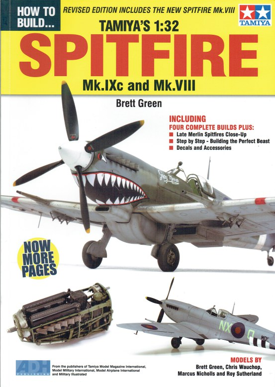 Image for HOW TO BUILD...TAMIYA'S 1: 32 SPITFIRE MK.IXC AND MK.VIII (REVISED EDITION)