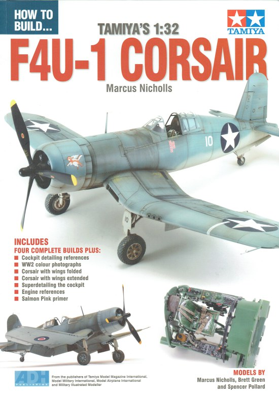 Image for HOW TO BUILD...TAMIYA'S 1: 32 F4U-1 CORSAIR