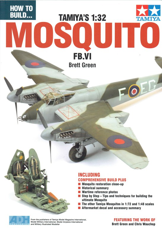 Image for HOW TO BUILD...TAMIYA'S 1: 32 MOSQUITO FB.VI