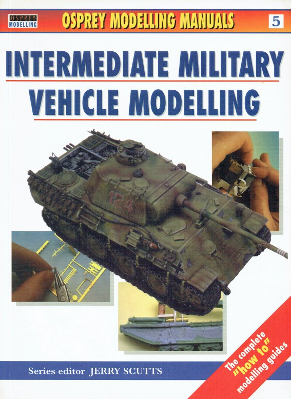 Image for INTERMEDIATE MILITARY VEHICLE MODELLING