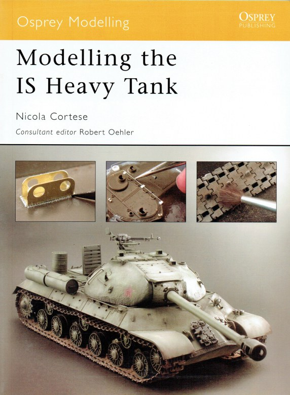 Image for OSPREY MODELLING 9: MODELLING THE IS HEAVY TANK