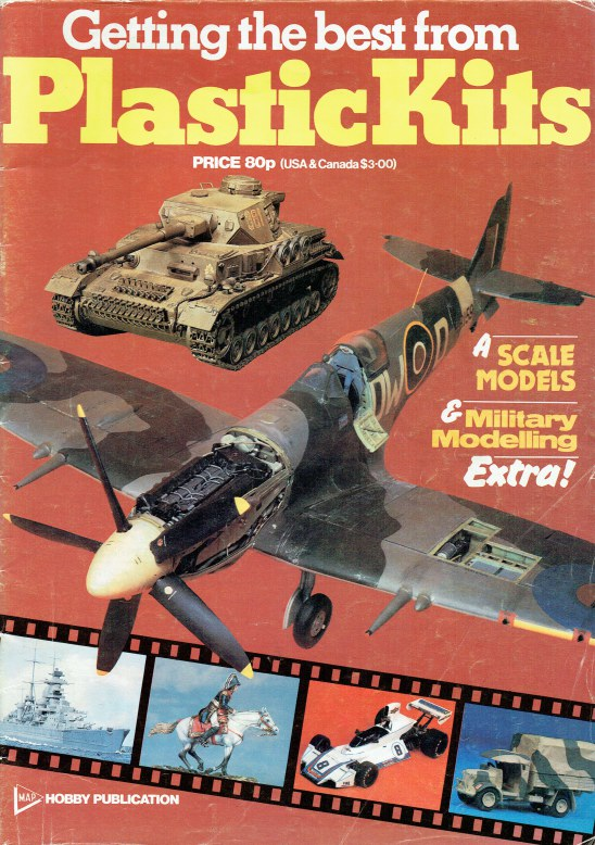 Image for GETTING THE BEST FROM PLASTIC KITS : A SCALE MODELS & MILITARY MODELLING EXTRA!