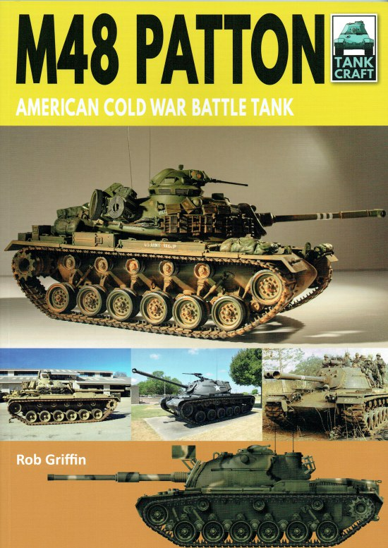 Image for TANKCRAFT 22: M48 PATTON : AMERICAN COLD WAR BATTLE TANK