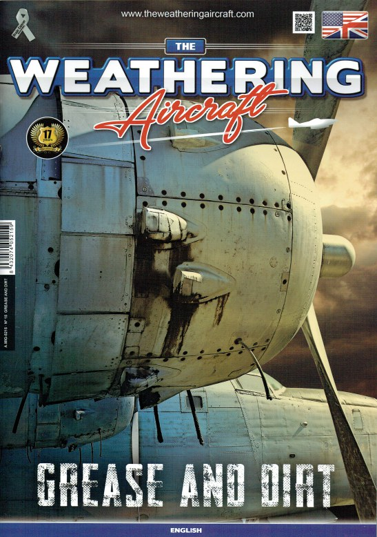 Image for THE WEATHERING AIRCRAFT ISSUE 15 : GREASE AND DIRT
