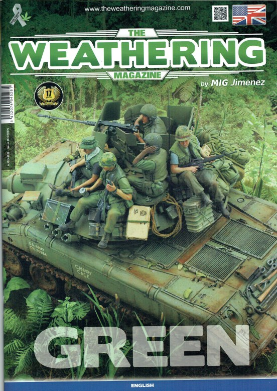 Image for THE WEATHERING MAGAZINE ISSUE 29: GREEN