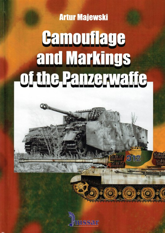 Image for CAMOUFLAGE AND MARKINGS OF THE PANZERWAFFE