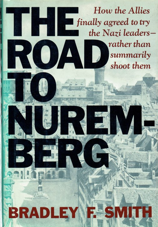 Image for THE ROAD TO NUREMBERG
