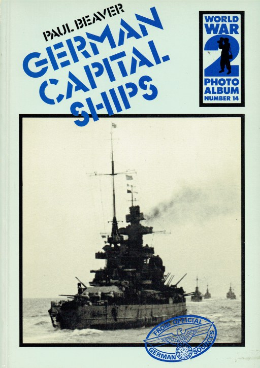 Image for GERMAN CAPITAL SHIPS