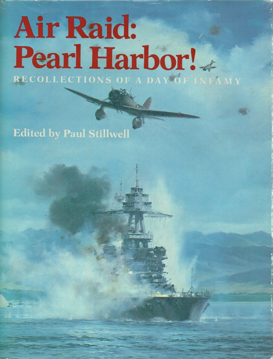 Image for AIR RAID: PEARL HARBOR : RECOLLECTIONS OF A DAY OF INFAMY