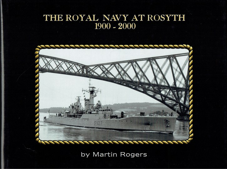 Image for THE ROYAL NAVY AT ROSYTH 1900 - 2000