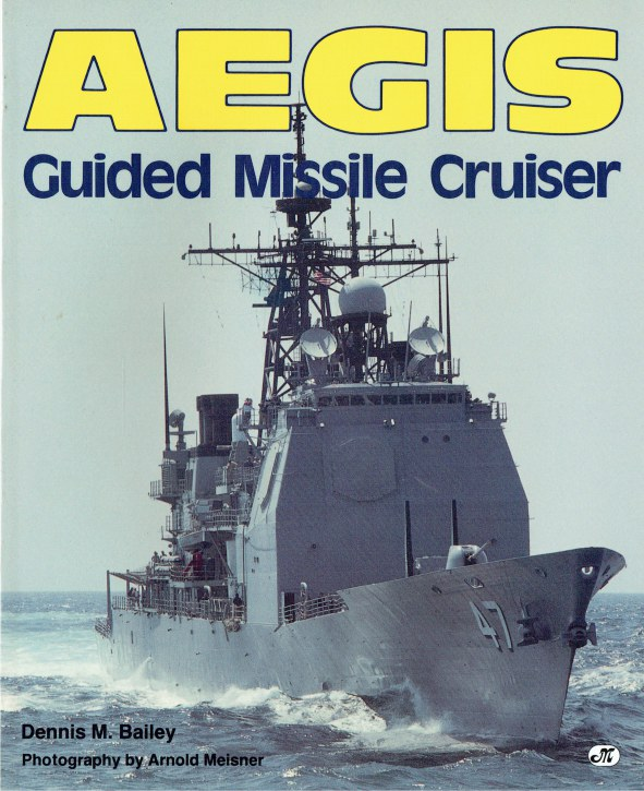 Image for AEGIS GUIDED MISSILE CRUISER