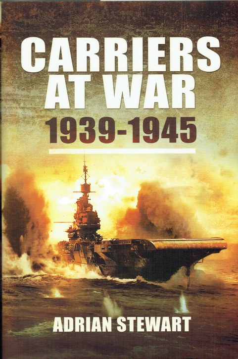 Image for CARRIERS AT WAR 1939-1945