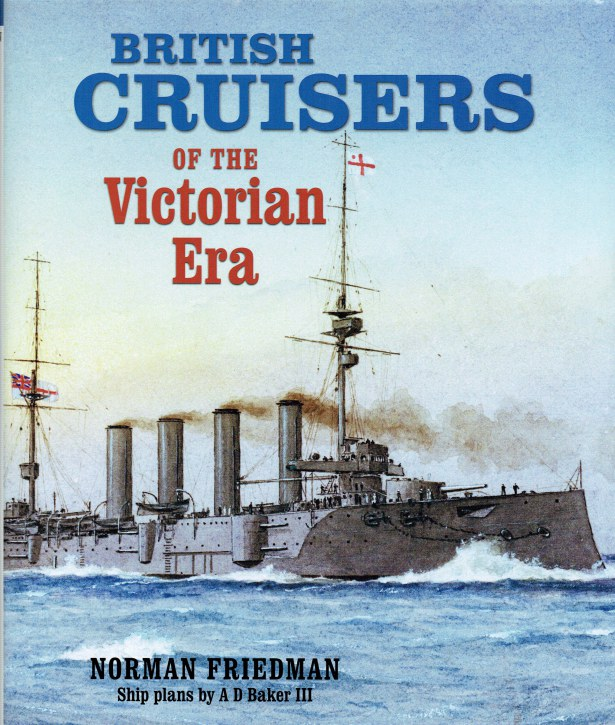 Image for BRITISH CRUISERS OF THE VICTORIAN ERA