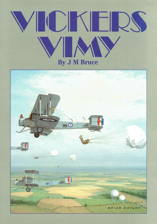 Image for VICKERS VIMY