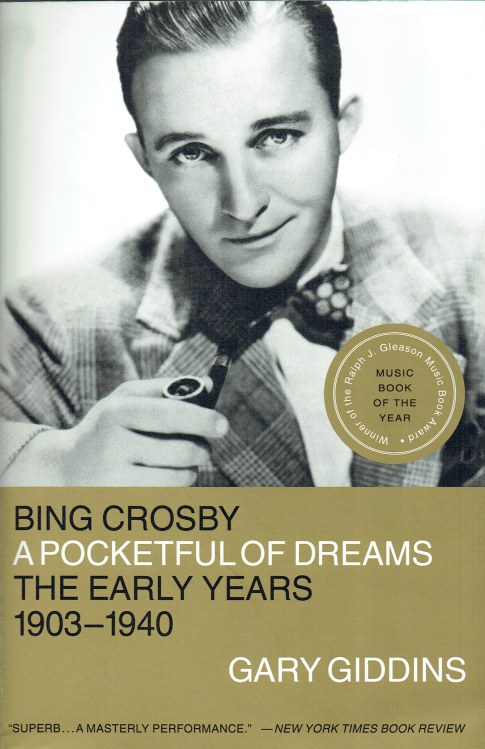 Image for BING CROSBY : A POCKETFUL OF DREAMS - THE EARLY YEARS 1903-1940