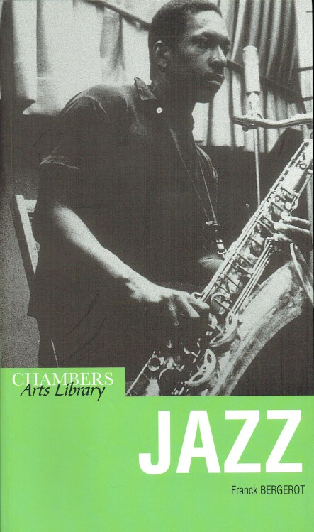 Image for CHAMBERS ARTS LIBRARY : JAZZ