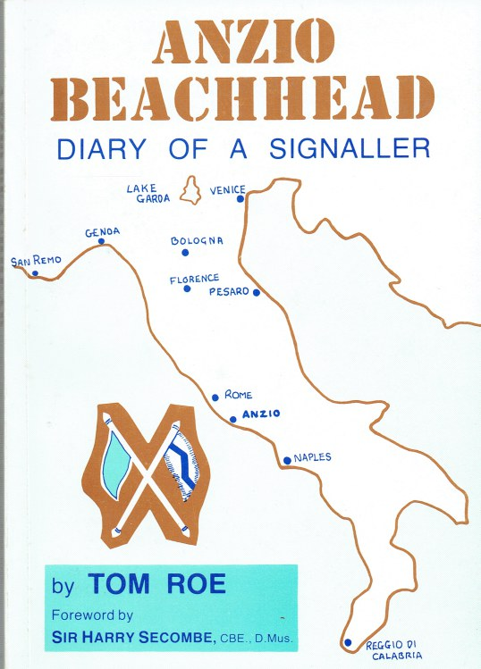 Image for ANZIO BEACHHEAD : DIARY OF A SIGNALLER (SIGNED COPY)