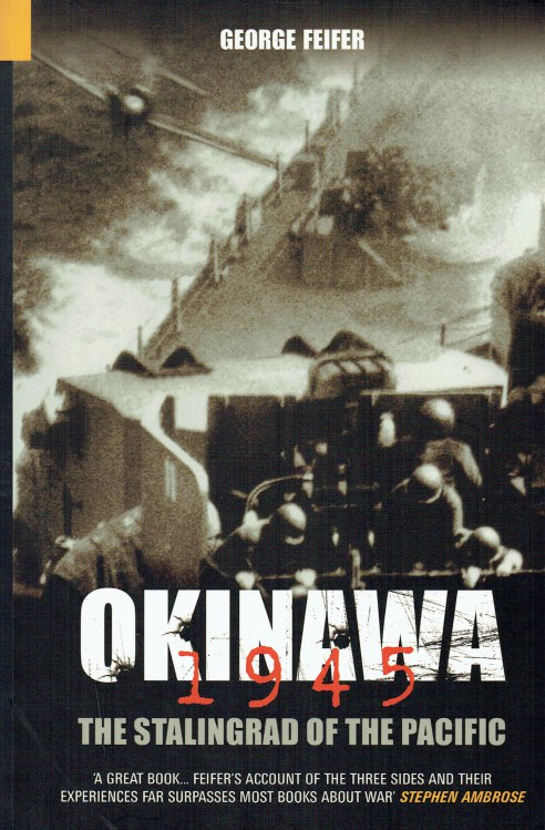 Image for OKINAWA 1945 : THE STALINGRAD OF THE PACIFIC