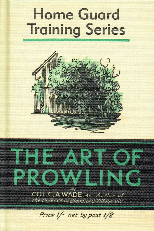 Image for THE ART OF PROWLING