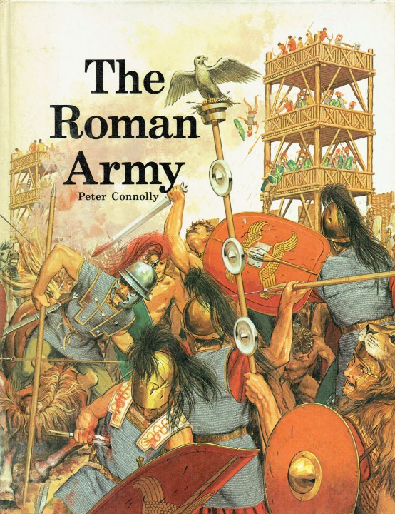 Image for THE ROMAN ARMY