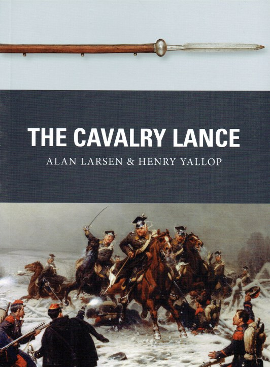 Image for THE CAVALRY LANCE