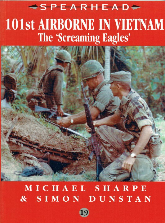 Image for SPEARHEAD 19: 101ST AIRBORNE IN VIETNAM: THE 'SCREAMING EAGLES'