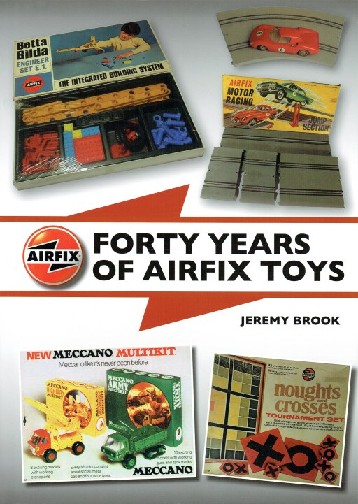 Image for AIRFIX : FORTY YEARS OF AIRFIX TOYS