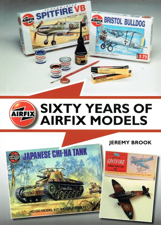 Image for AIRFIX : SIXTY YEARS OF AIRFIX MODELS