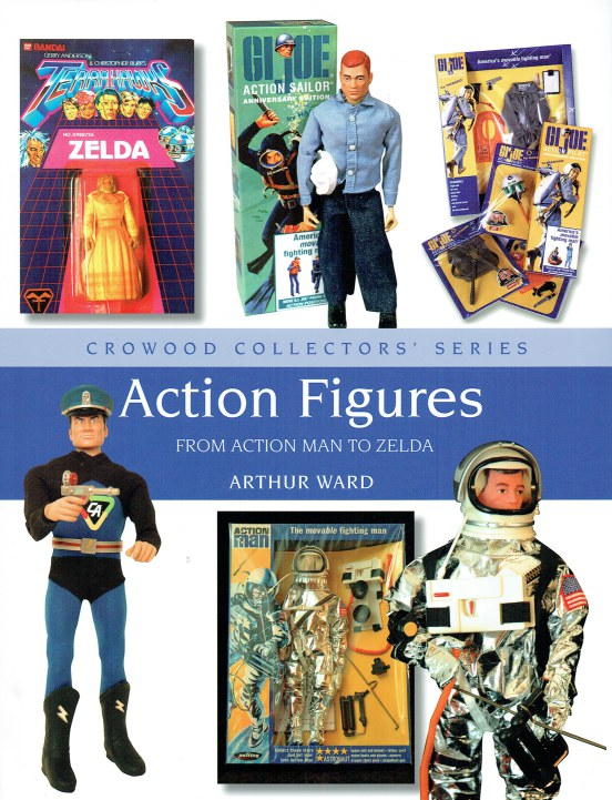 Image for ACTION FIGURES : FROM ACTION MAN TO ZELDA