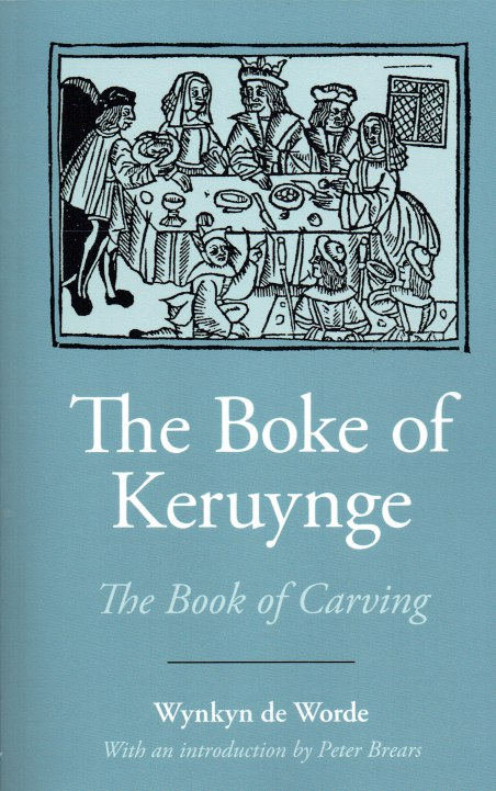 Image for THE BOKE OF KERUYNGE : THE BOOK OF CARVING