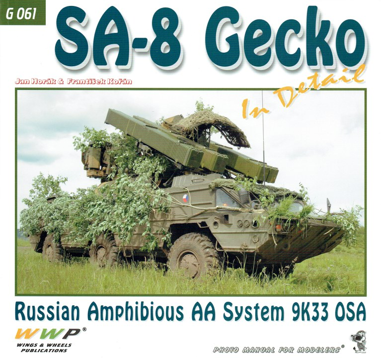 Image for SA-8 GECKO IN DETAIL