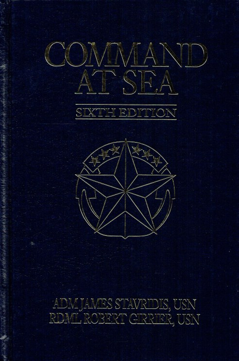 Image for COMMAND AT SEA : 6TH EDITION