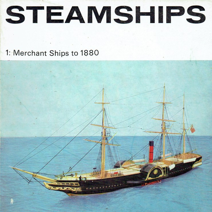 Image for STEAMSHIPS 1: MERCHANT SHIPS TO 1800