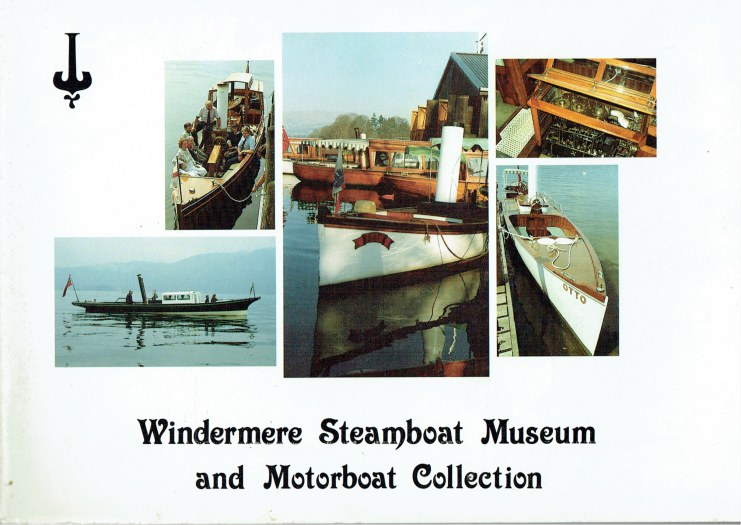 Image for WINDERMERE STEAMBOAT MUSEUM AND MOTORBOAT COLLECTION (FIFTH EDITION)
