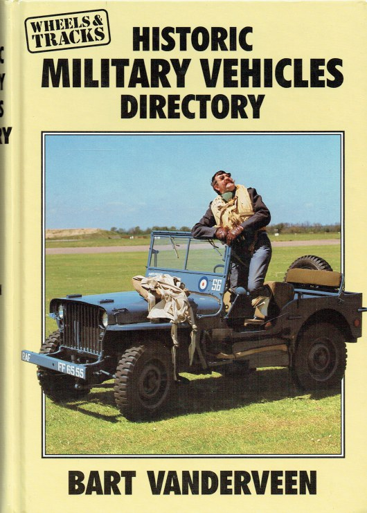 Image for HISTORIC MILITARY VEHICLES DIRECTORY