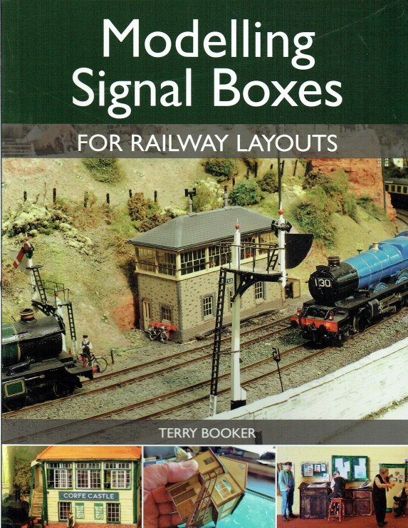 Image for MODELLING SIGNAL BOXES FOR RAILWAY LAYOUTS