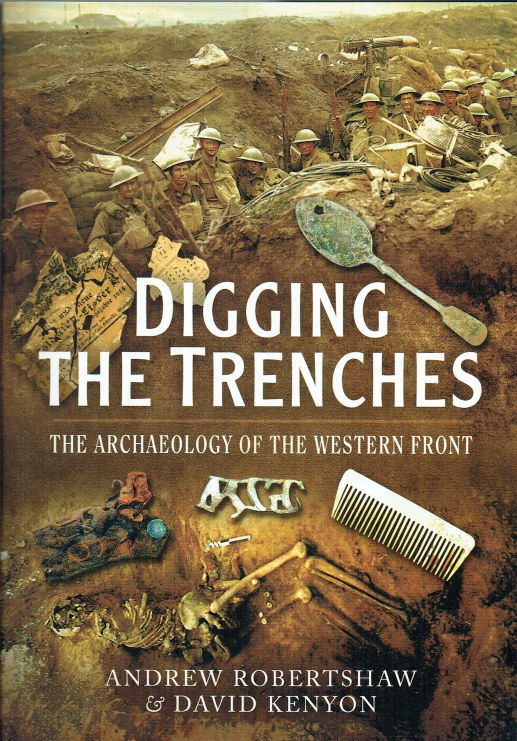 Image for DIGGING THE TRENCHES