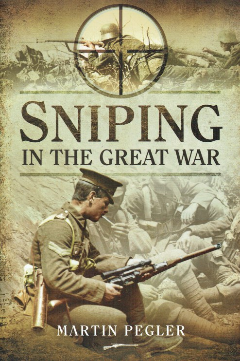 Image for SNIPING IN THE GREAT WAR