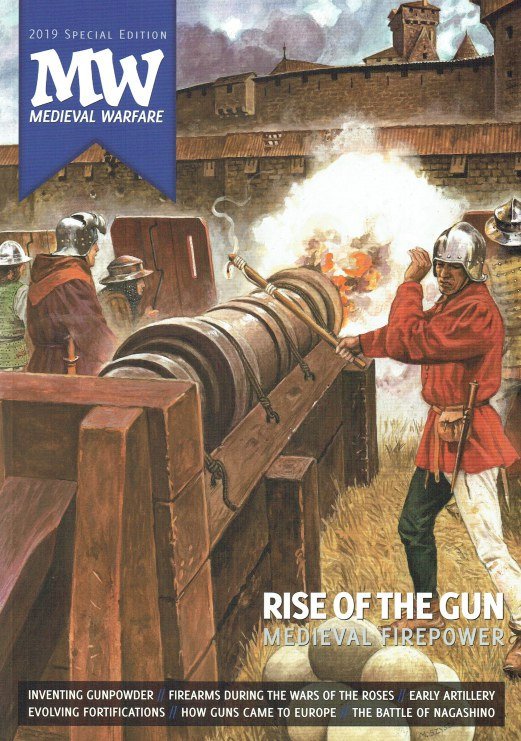 Image for MEDIEVAL WARFARE SPECIAL 2019 : RISE OF THE GUN : MEDIEVAL FIREPOWER