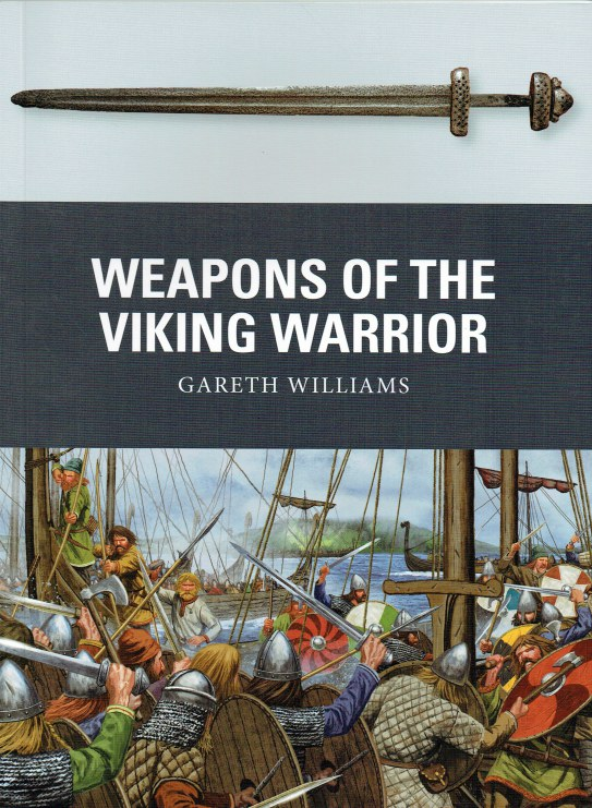 Image for WEAPONS OF THE VIKING WARRIOR