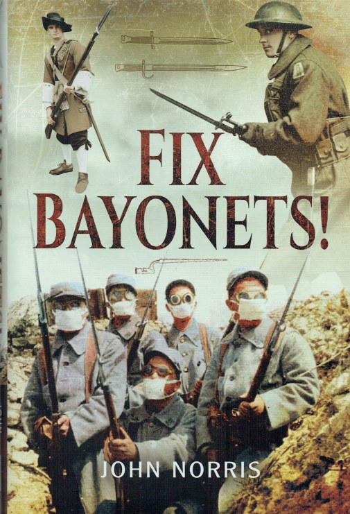 Image for FIX BAYONETS!