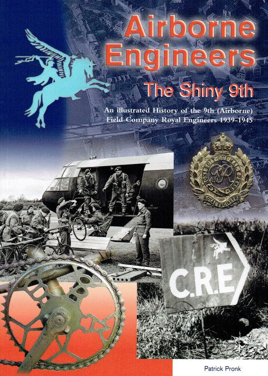 Image for AIRBORNE ENGINEERS : THE SHINY 9TH (LIMITED EDITION REPRINT)