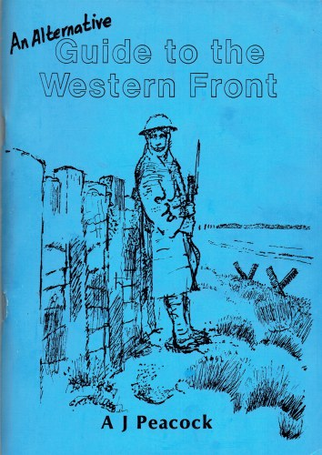 Image for GUN FIRE NO.21: AN ALTERNATIVE GUIDE TO THE WESTERN FRONT (FROM NIEUPORT TO PFETTERHOUSE)