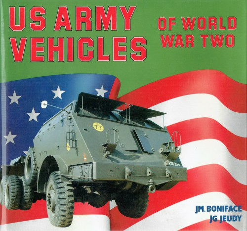 Image for US ARMY VEHICLES OF WORLD WAR TWO