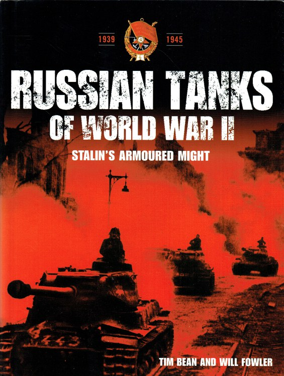 Image for RUSSIAN TANKS OF WORLD WAR II