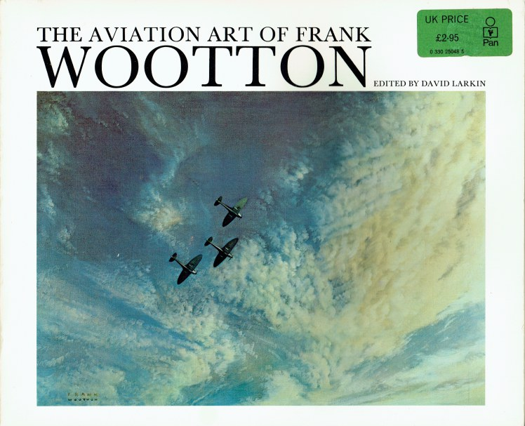 Image for THE AVIATION ART OF FRANK WOOTTON