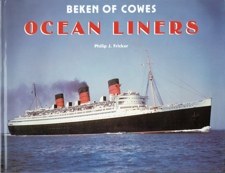 Image for BEKEN OF COWES : OCEAN LINERS.