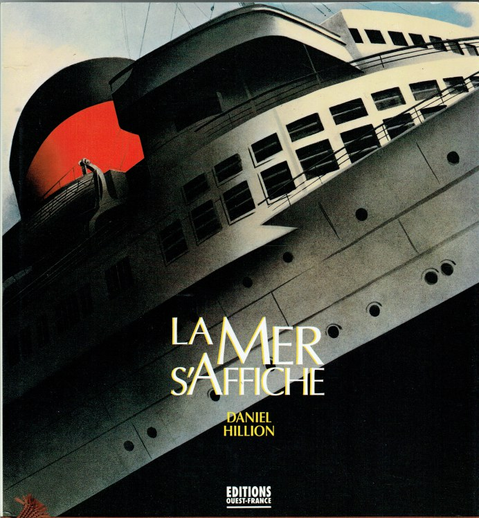 Image for LA MER S'AFFICHE (FRENCH TEXT)